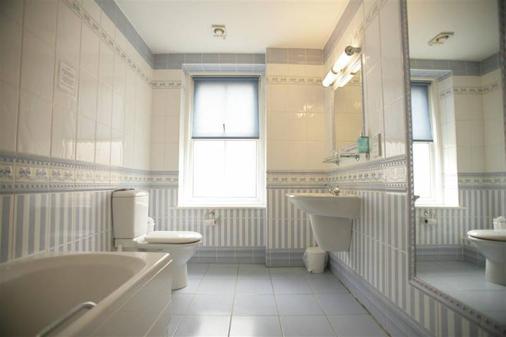 埃爾斯泰德酒店 - 波茅斯 - 伯恩茅斯 - 浴室