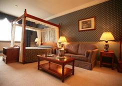 埃爾斯泰德酒店 - 波茅斯 - 伯恩茅斯 - 臥室