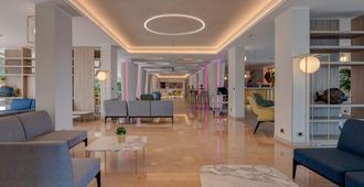 Hotel Antares - Letojanni - Lounge