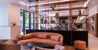 Crowne Plaza Paris - Republique - París - Recepción