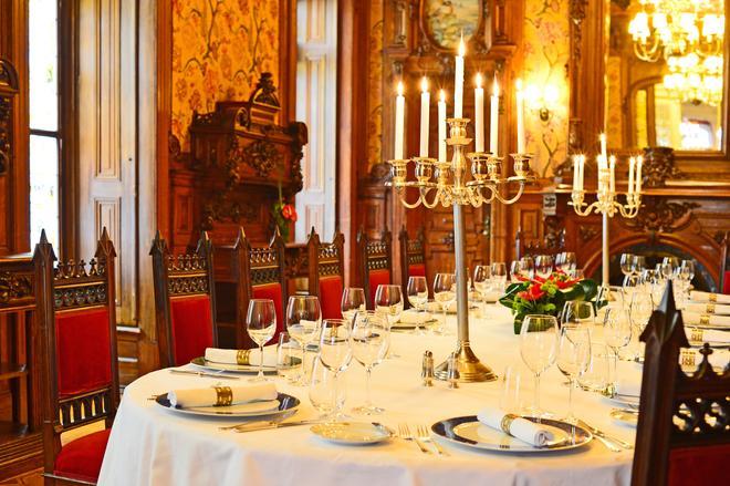 里斯本佩斯塔納皇宮國家紀念碑酒店 - 里斯本 - 里斯本 - 宴會廳