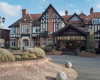 Chesford Grange - Kenilworth - Vstup do hotelu
