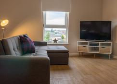 Glasgow East Apartments - Glasgow - Sala de estar