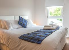 Glasgow East Apartments - Glasgow - Habitación