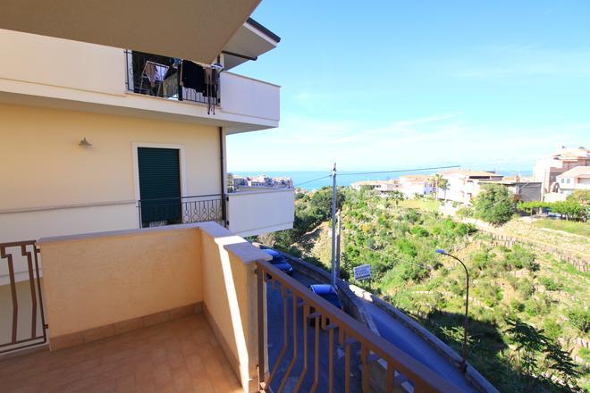 Arcadia B&B - Tropea - Balcony