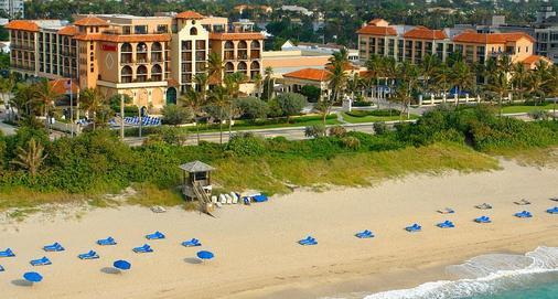 Delray Beach Marriott - Delray Beach - Building