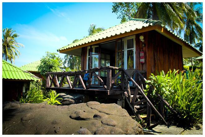 Horizon Resort Koh Kood - Koh Kood - Rakennus