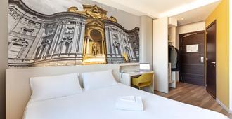 B&B Hotel Torino - Turin - Bedroom