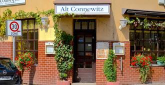 Ihr Hotel Alt Connewitz in Leipzig - Leipzig - Edificio