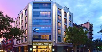 Pestana Arena Barcelona - Barcelona - Building