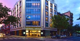 Pestana Arena Barcelona - Barcelona - Toà nhà