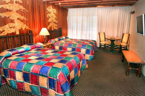 Lakeside Inn and Casino - Stateline - Bedroom