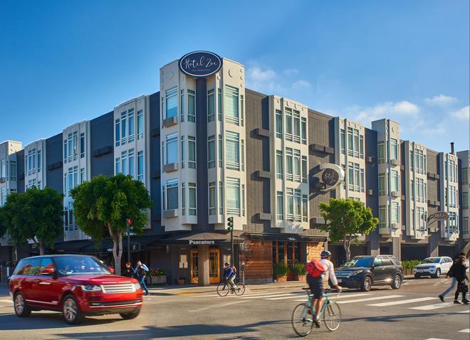 Hotel Zoe Fisherman's Wharf - San Francisco - Rakennus
