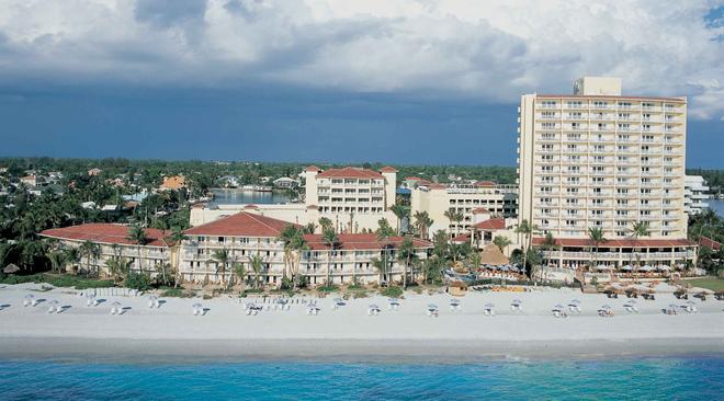 LaPlaya Beach & Golf Resort - A Noble House Resort - Naples - Toà nhà