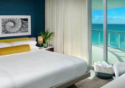 Solé Miami, A Noble House Resort - Sunny Isles Beach - Bedroom