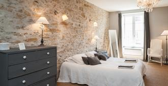 La Maison Vieille - Carcassonne - Schlafzimmer