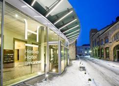 Hestia Hotel Ilmarine - Tallinn - Hotel entrance