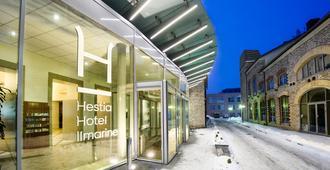 Hestia Hotel Ilmarine - טאלין - כניסה למלון
