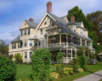 Wainwright Inn - Great Barrington - Gebouw