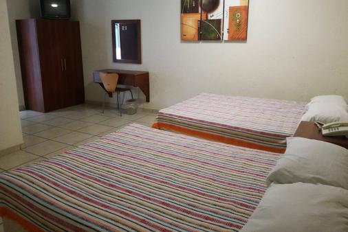 Hotel Guivá Huatulco - Santa Maria Huatulco - Phòng ngủ