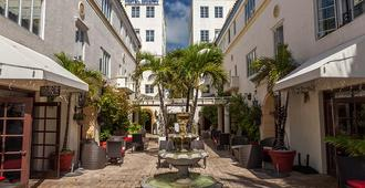 Hotel Ocean - Miami Beach - Gebäude