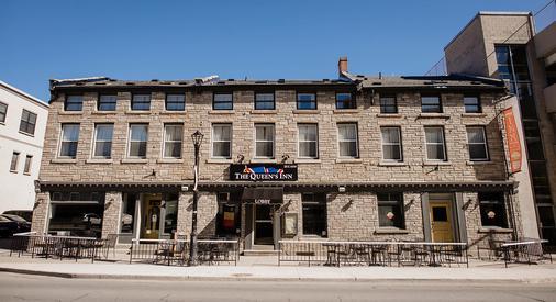 The Queen's Inn - Kingston - Building