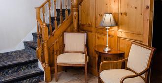 The Queen's Inn - Kingston - Recepción