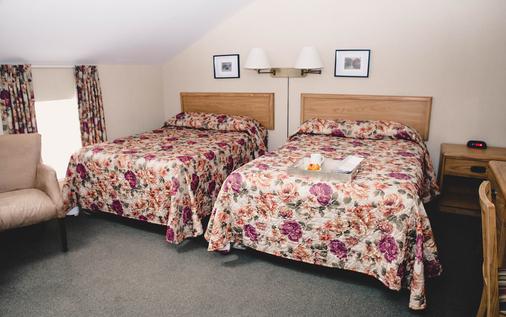 The Queen's Inn - Kingston - Bedroom