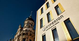 Hyperion Hotel Dresden Am Schloss - Dresden - Rakennus