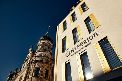 德勒斯登加堡瑞士酒店 - 德勒斯登 - 德勒斯登 - 建築