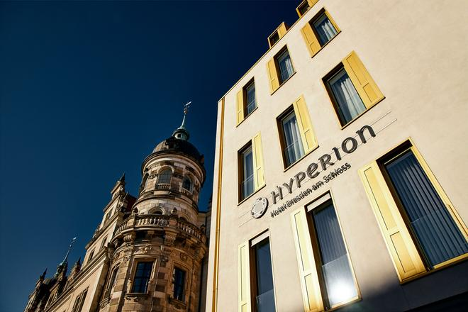 Hyperion Dresden - Dresden - Building