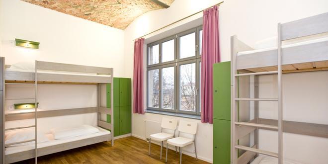 Pfefferbett Hostel Berlin - Berlin - Bedroom