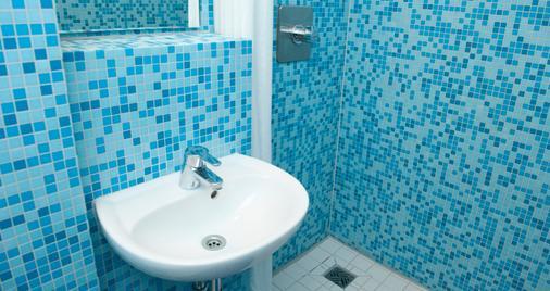 Pfefferbett Hostel - Berlin - Bathroom