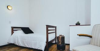 La Joya Hostel - ולפאראיסו - חדר שינה