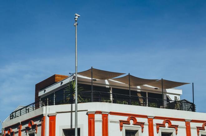 La Joya Hostel - Valparaíso - Bangunan