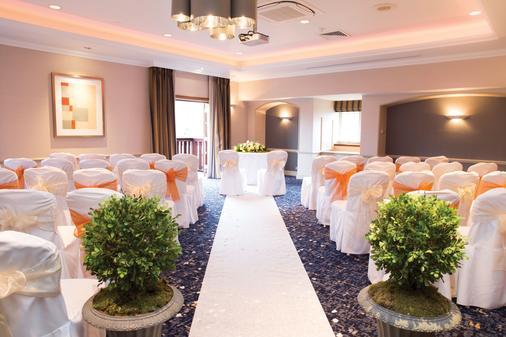 Solent Hotel & Spa - Fareham - Banquet hall
