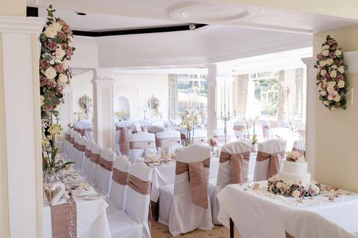 Langdale Chase Hotel - Windermere - Banquet hall