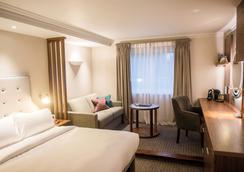 阿茲特克溫泉酒店 - 布里斯托 - 布里斯托爾 - 臥室