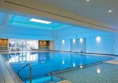 阿茲特克溫泉酒店 - 布里斯托 - 布里斯托爾 - 游泳池