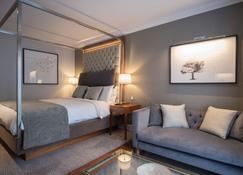 索普公園夏爾溫泉酒店 - 里茲 - 利玆 - 臥室
