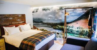 The Crown Inn Pooley Bridge - Pooley Bridge - Bedroom