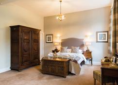 ذا جولدن لايون - سيتل - غرفة نوم