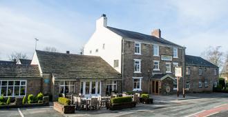 The Millstone, Mellor - Blackburn - Edificio