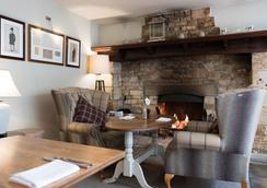 The Fleece at Cirencester - Cirencester - Sala de estar