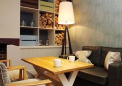 Lodge at Bristol - Brístol - Restaurante