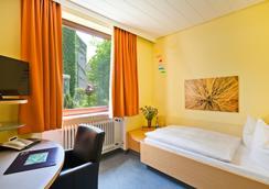 Creativhotel Luise - Erlangen - Bedroom