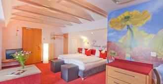 Creativhotel Luise - ארלנגן - חדר שינה