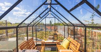Creativhotel Luise - Erlangen - Rooftop