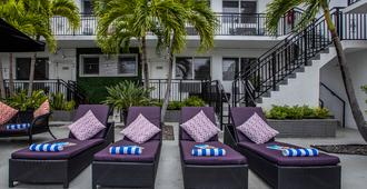 Beachside All Suites Hotel, a South Beach Group Hotel - Miami Beach - Outdoor view