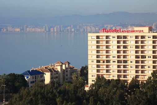 First Flatotel International - Benalmádena - Κτίριο